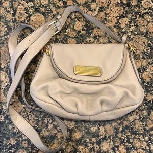 Marc by Marc Jacobs Taupe Crossbody Bag